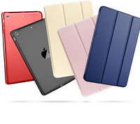 Luxury PU Leather Table Case For Ipad Pro 9 7 Ultra Slim Smart Cover PU Leather