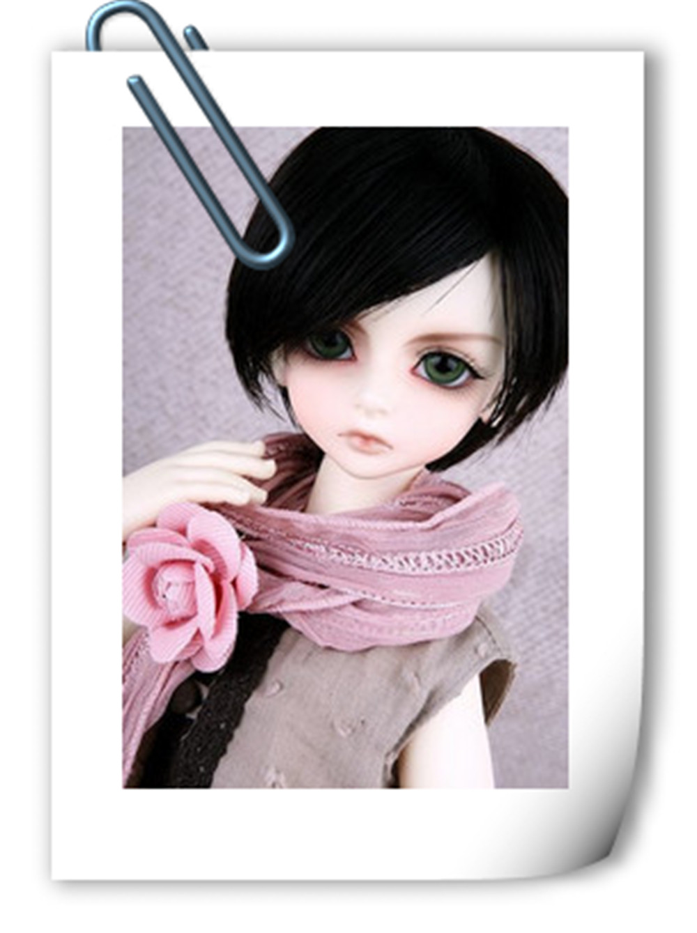 Bjd/sd doll Boy 1/4- male doll joint doll free eyes can choose color stenzhorn bjd doll 1 4doll unoa lusis joint doll free eye