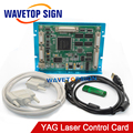 YAG Laser Control Karte USB Port Analog Digital Signal Ezcad Software-in Werkzeugteile aus Werkzeug bei