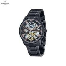 Наручные часы Earnshaw ES-8006-55 мужские механические с автоподзаводом на браслете