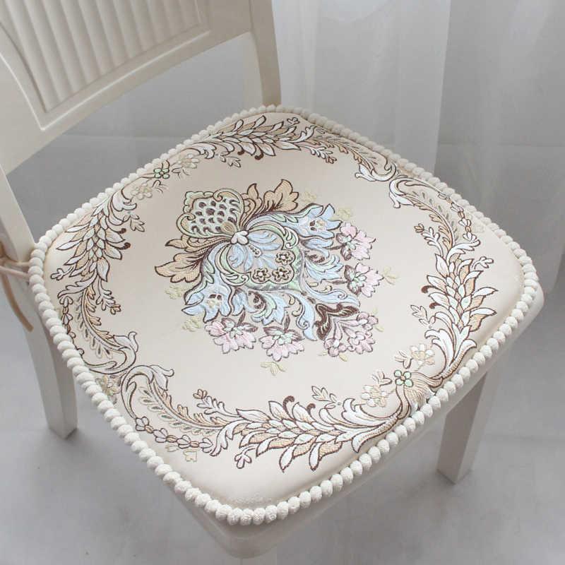 Подушка на стул, подушка для кухонного декора, утолщенные Декоративные диванные подушки, Нескользящая подушка для стула, обеденный Almofada coussin de salon
