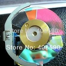 Новое цветное колесо для ACER P1266P 6 сегментов 40 мм