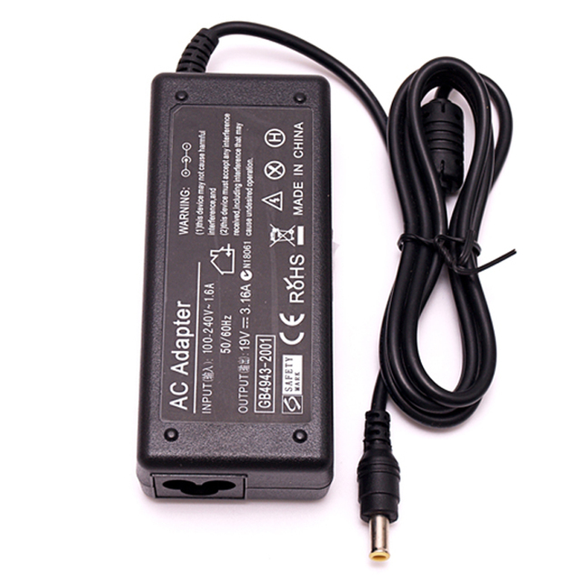 19V 3.16A AC Power Laptop Adapter