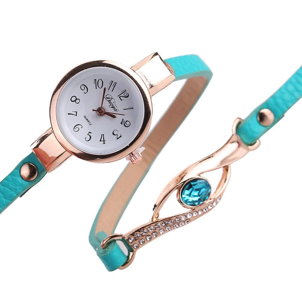 Ladies Bracelet Watch - turquoise