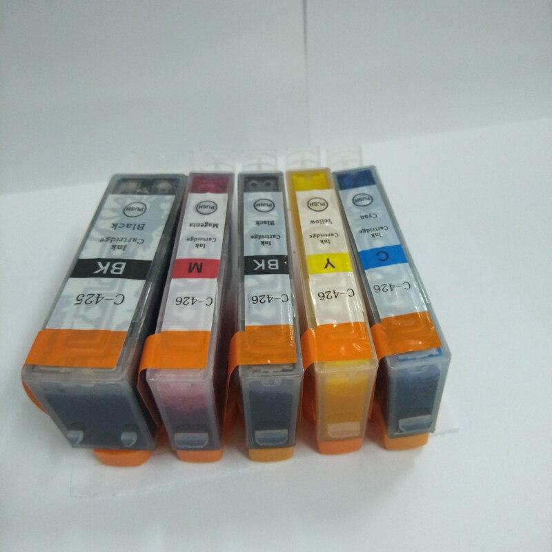 Einkshop PGI-425 CLI-426 Ink Cartridge za Canon PGI 425 CLI426 PIXMA - Uredska elektronika - Foto 2