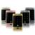Frete Grátis Prata Metal Toque À Prova D' Água Controlador de Acesso RFID Teclado Sistema de Controle de Acesso Porta Fechadura Digital Para 8000 Usuários