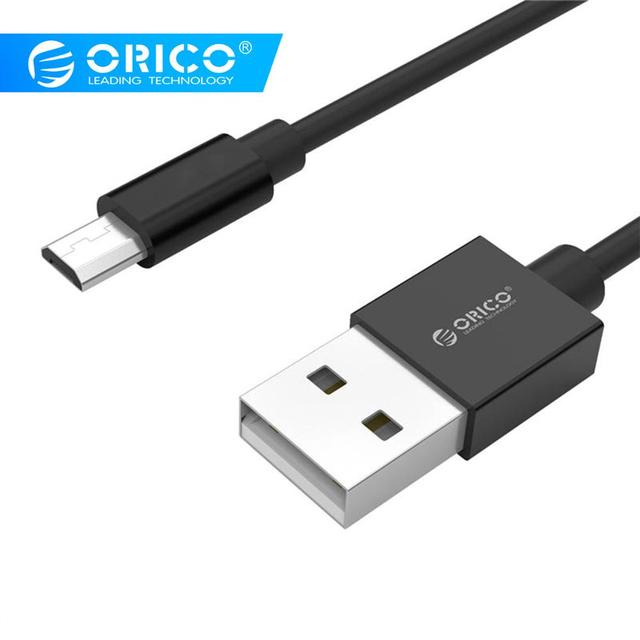 ORICO Micro USB Cable Fast Charging Android USB Data Sync Charger Cable Mobile Phone Cable for Samsung Xiaomi OnePlus Huawei