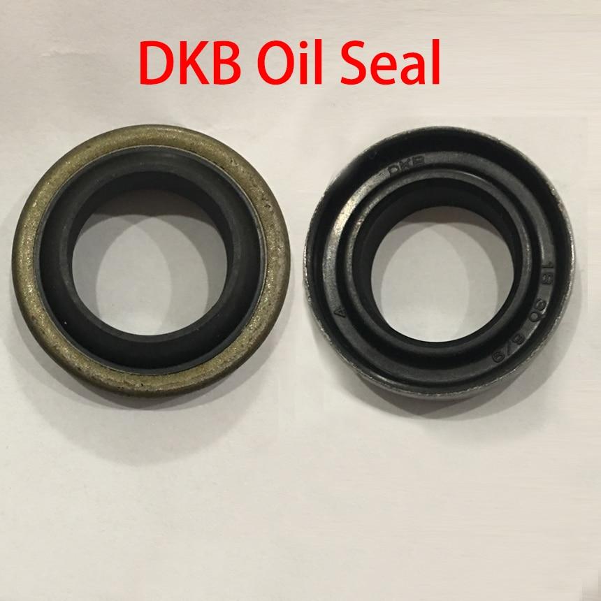DKB 35*47*7/10 35x47x7/10 40*52*7/10 40x52x7/10 NBR Rubber Rotary Hydraulic Cylinder Iron Shell Dust Proof Wiper Gasket Oil Seal