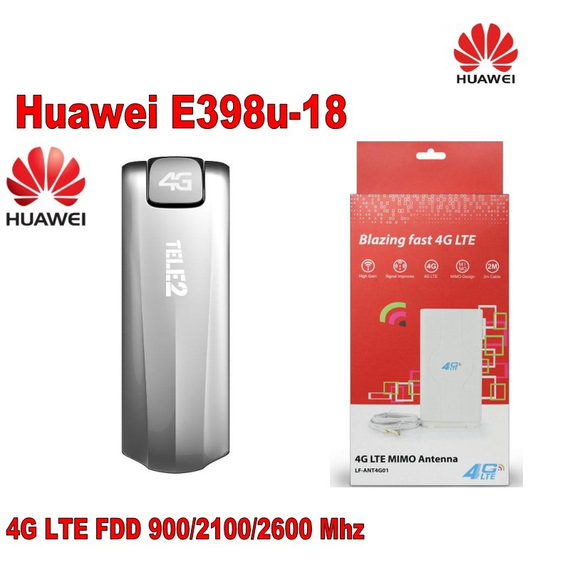 huawei new e398 4g lte speed surf stick modem dongle. Black Bedroom Furniture Sets. Home Design Ideas