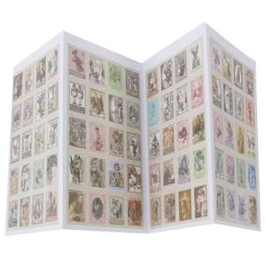 80 PCS (4 Sheets) DIY Vintage Retro Stamp Planner Stickers London Paris Prince Alice Sticky Scrapbooking Paper Stationery Set