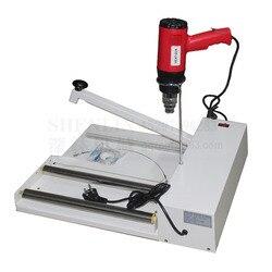 Manual packing film shrinking sealer,handheld side sealing machine,450mm plastic wrapping film shrinking sealer, packaging tool
