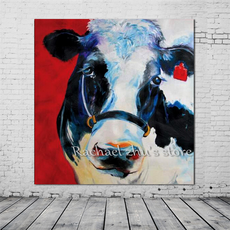 Cow Wall Art online buy wholesale cow wall art from china cow wall art