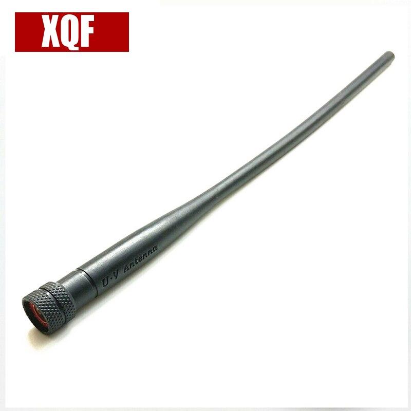 XQF D'origine SMA-Mâle 144/430 MHz Dual Band Antenne pour WOUXUN KG-UV8D Talkie Walkie Exclusivement WOUXUN KG UV8D Antenne