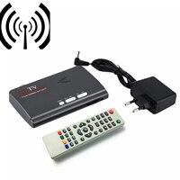 Digital Terrestrial HDMI 1080P DVB T T2 TV Box VGA AV CVBS Tuner Receiver With Remote