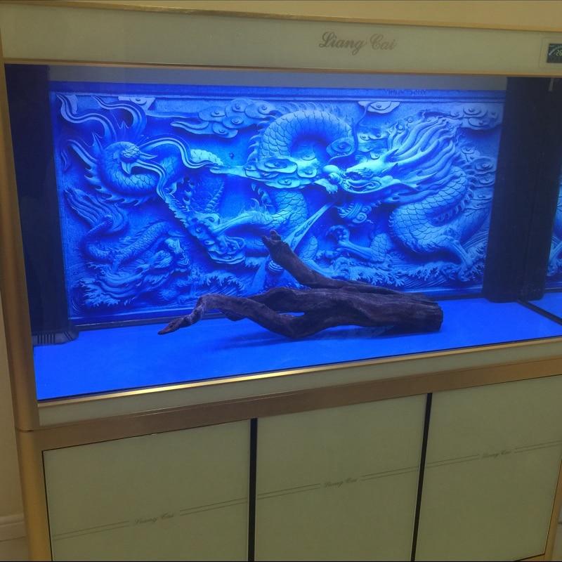 Aquarium Decoration Fish Tank Decoration 3d Background Chinese