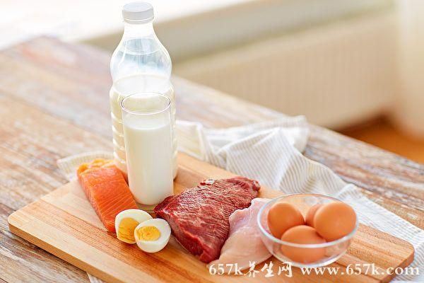 老年人要多吃蛋白质 不让肌肉骨骼流失