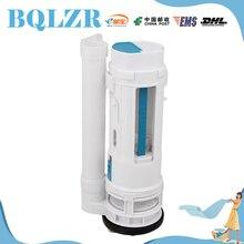 BQLZR Cisterna del Inodoro de Doble Descarga Válvula Push Button 25 cm Altura Tipo de Ahorro de Agua
