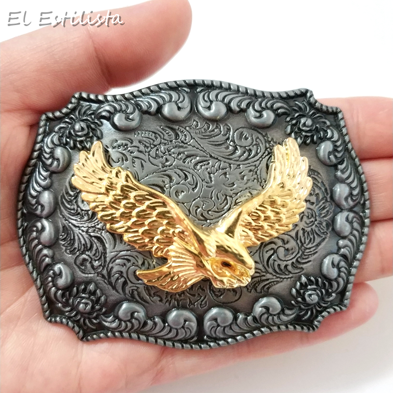 Buckles & Hooks Hard-Working Western Style Metal Belt Buckle Mechanic Belt Buckle Oval Cowboy Jeans Accessories Hebilla Cinturon Tool Buckles For 4cm Belts High Quality Arts,crafts & Sewing