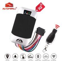 3G GPS Tracker Auto Fahrzeug GPS Locator TK303G Coban Wasserdichte IP66 Fernbedienung Abgeschnitten Geo  zaun Über geschwindigkeit Alarm