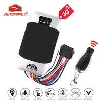 Otomobiller ve Motosikletler'ten GPS İzleyiciler'de Araba GPS Tracker 3G araç Tracker GPS bulucu çoban TK303G su geçirmez IP66 uzaktan kumanda kesim motor geo çit çit ücretsiz Web uygulaması