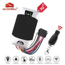Traceur GPS pour véhicule 3G localisateur GPS Coban TK303G, étanche IP66, télécommande, moteur coupé, application Web gratuite sur la géo barrière