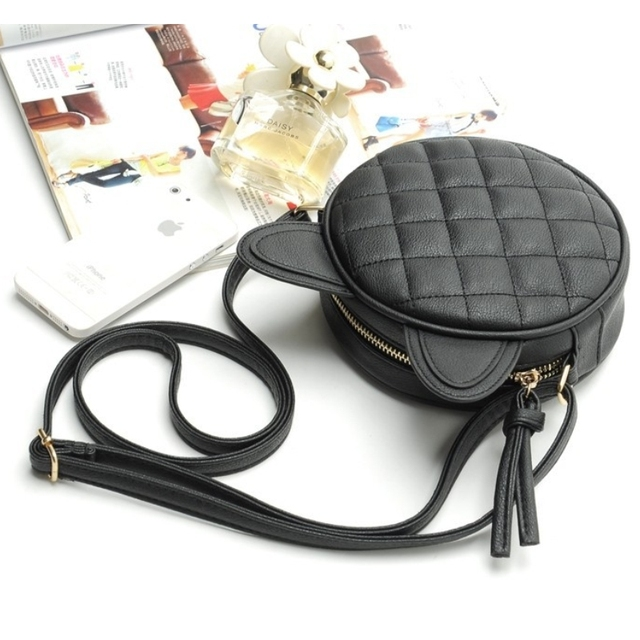 Women's Messenger Bags with Cat Ears