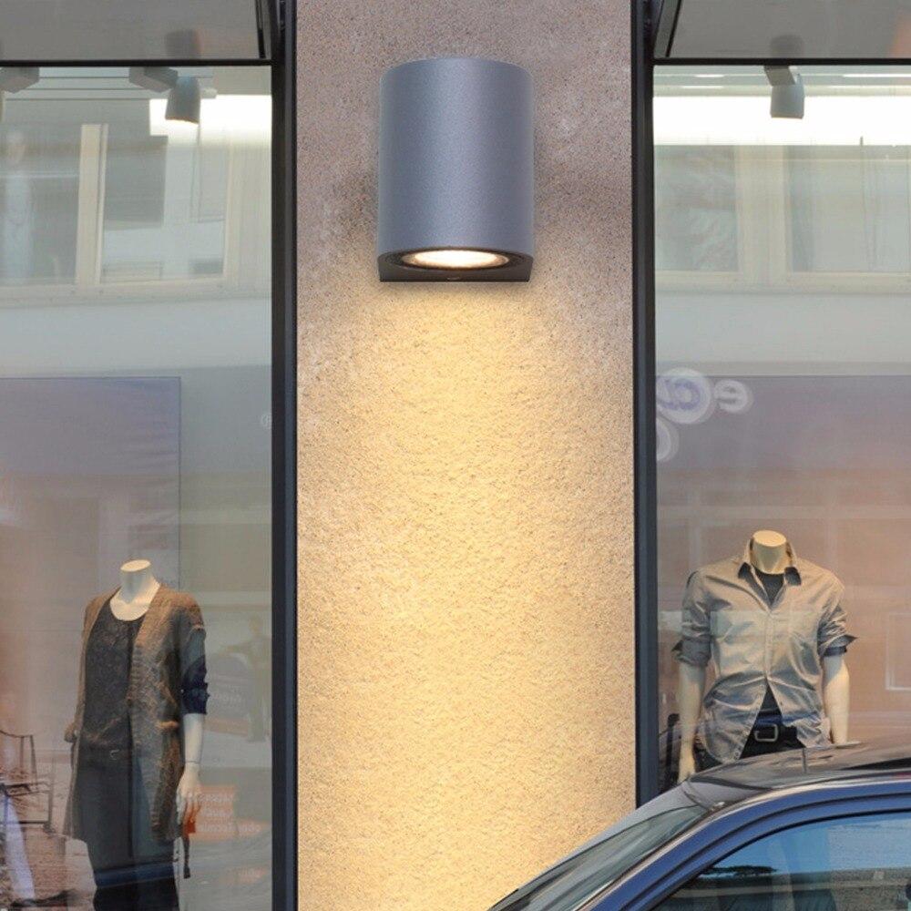 led gu10 led modern wall lights ,35W waterproof 3000K 3500k cree ...