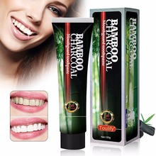 MABOX Bamboo Charcoal Toothpaste Tooth Whitening Health Beauty Tool Dental Oral Care Hot Selling Easy Safe Teeth 120g