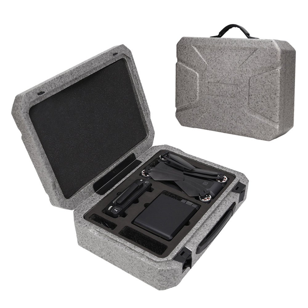 Shockproof dust-proof Storage Bag Case Organizer Foam Portable for B4W Drone Quadcopter Accessories EM88
