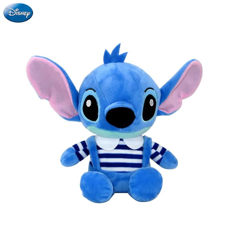 6e2edbc77e32 Disney Lilo And Stitch Animal Stuffed Plush Toys Doll Colorful Cute ...