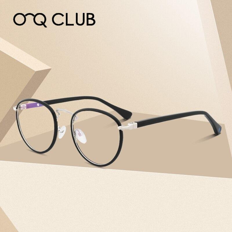 Acétate optique lunettes cadre hommes nouveau rétro Vintage rond lunettes femmes lunettes homme femme optique-lunetterie