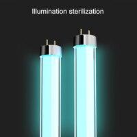 Portable UV Disinfection Lamp Household Ozone Deodorization Sterilization Light ALI88