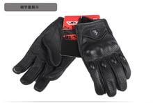 Новое поступление MOGE Преследования Кожаные Перчатки мотоцикла мотоцикл перчатки 2 Дизайн доступен сенсорный экран