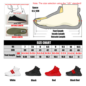 Image 5 - Fashion Breathable Designer Male Adult Sneakers Winter Casual Mens Shoes Lace up Man Trainers Brand Luxury Hot Sale Shoes Men