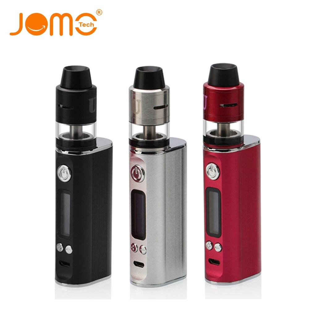 JOMOTECH 2600mAh Battery 80W font b Vape b font Box Mod Ultra 80 Electronic Cigarette Kits