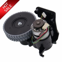 Original Left Wheel Robot Vacuum Cleaner Parts Accessories For Ilife A4 A4s Robot Vacuum Cleaner Wheels