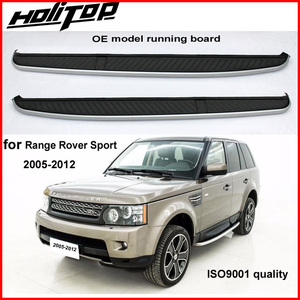 Image 1 - for Range Rover Sport 2005 2012 OE model running board/side step bar/foot board,excellent quality,great discount for promotion