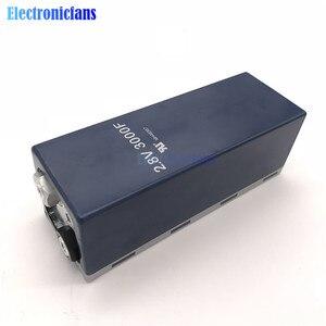 Image 2 - 2.8 v 3000f 2.8v3000f 158*51mm super capacitor ultracapacitor baixo capacitor super de alta frequência esr farad para o veículo do carro