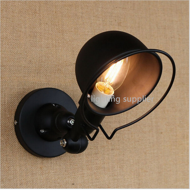 Designer industrial style Mechanical Arm France Wall Lamp Reminisce Retractable Double Vintage Folding Rod lamps