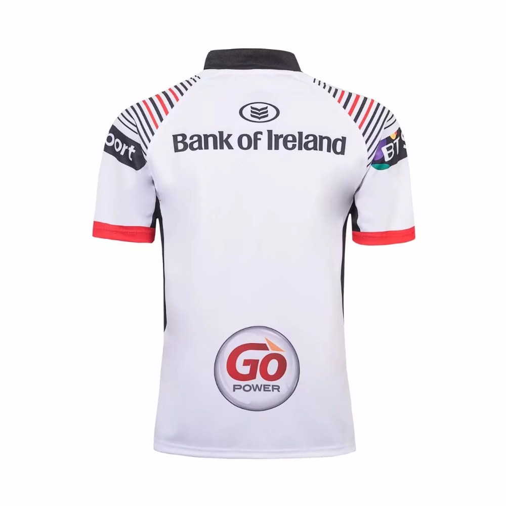 461be055616 HOT SALE ~ ULSTER HAUSE RUGBY JERSEY 2018/19 neueste Rugby kleidung Nord  Irland ULSTER Irish rugby trikots rugby größe S-3XL