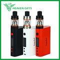 Original kangertech kbox tc 200 w mod com smok tfv8 bebê besta tanque 3 ml KBOX Mod Controle Temp sem Bateria Cigarro Eletrônico Kit