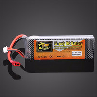 High Quality ZOP Power 11 1V 4000MAH 30C Lipo Battery T Plug Low Resistance Battery Good