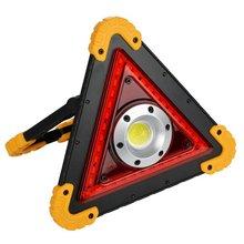 Высокое качество автомобильный штатив Предупреждение ющий светильник сбой опасная парковка Складной автомобильный штатив
