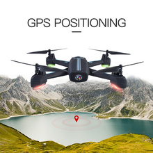 JXD528 GPS Drone with Follow me mode WIFI FPV Quadcopter RC Drone with Camera GPS Follow Auto Return Altitude Hold RC Helicopter