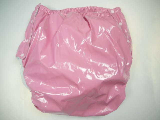 Adult baby PU Snap-on diaper/nappy New #PUDM-5,Size: 0 / XL / 0