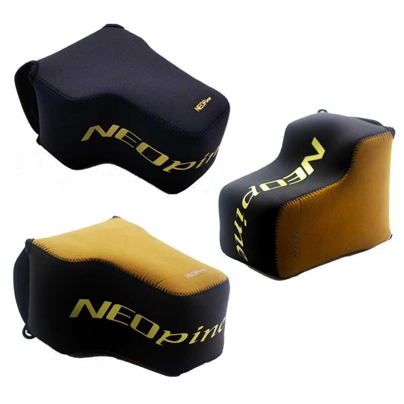 Cinghia Tracolla neoprene Pro tracolla per NIKON D750 D7500 D3400 D5600 D5500 D800