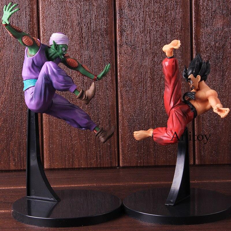 Dragon Ball Z Match Makers Son Goku Gokou / Piccolo Figure Action PVC Collectible Model Toy 1