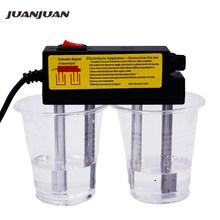Высокое качество TDS водный электролизатор тест/электролиз водных инструментов 110 V-250 V скидка 25