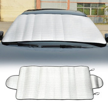 Multipurpose Car Auto Windshield Cover Anti Shade Frost Ice Snow Protecting Cover UV Fading Dust Proof Cotton Car Covers Hot