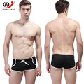 Mens Sexy Underwear Boxers Jockstrap Gay Men Underwear Calzoncillos Nylon Boxers Brand Panties For Man Jockstraps